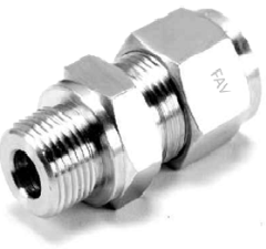Male Tube Connectors BSP