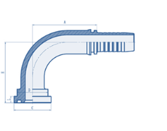 High Pressure Water Hose Fittings