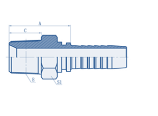 Metric Hydraulic Fittings