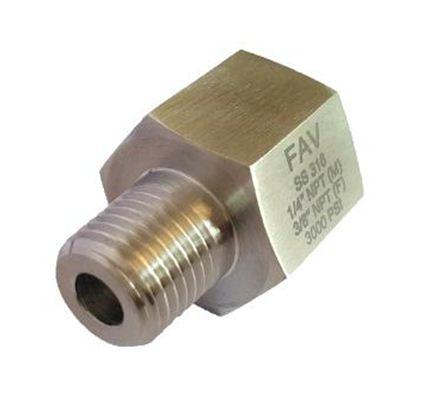 High Pressure Adaptor 10000 PSI