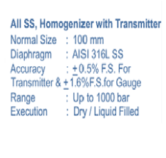 all ss transmitter