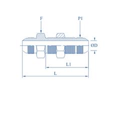 jic bulkhead 1
