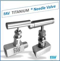Titanium Needle Valves
