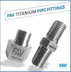 Titanium Pipe Fiting