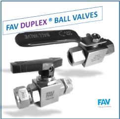 duplex ball valves