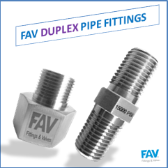 duplex pipe fitting