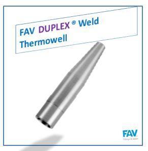 Duplex Weld Thermowell