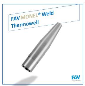 Monel Weld Thermowell