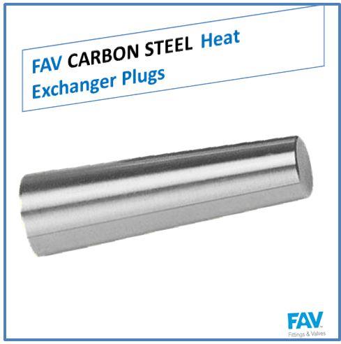 Carbon Steel Heat Exchanger Plugs