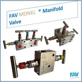 FAV Monel Manifold Valve