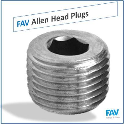 Allen Head Plugs