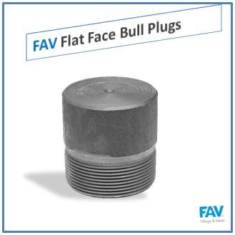 Flat Face Bull Plugs