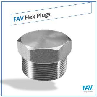 Hex Plugs