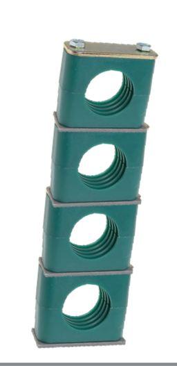 Multi Level Light Series Single Hole clamps