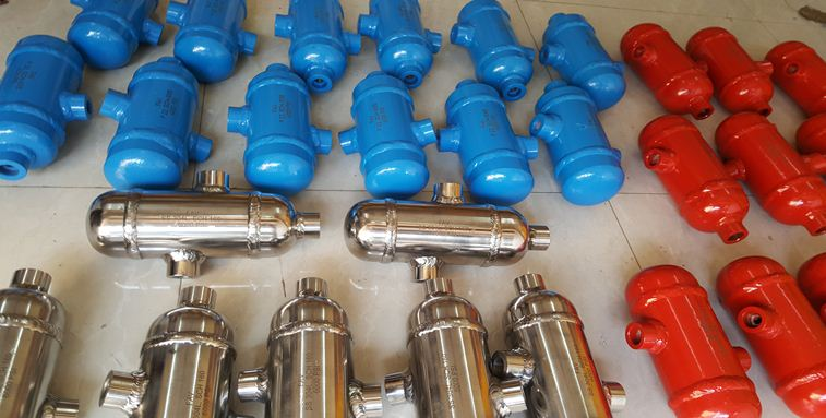 Condensate pot manufacturer and exporter