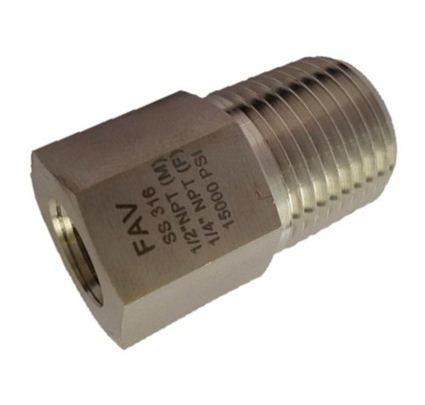 Adapter BSPT To NPT