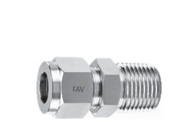 Male Tube Connector NPT