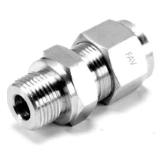 Male Connector - Instrumentation Fittings