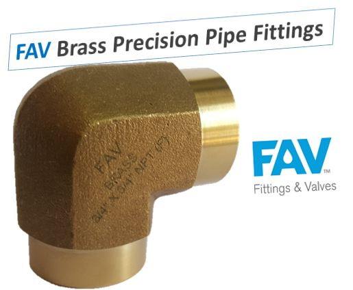 Brass Precision Pipe Fittings