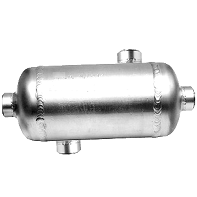 Condensate Seal Pots 4 Ports ,SS 316