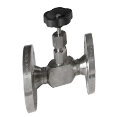 Flanged Needle Valve with Handwheel
