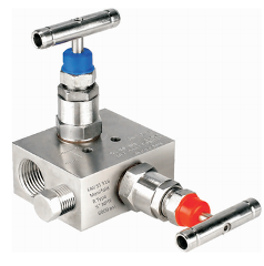 2 Way Manifold Valves R2, Type-2