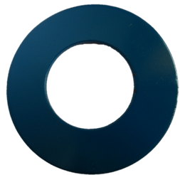 PTFE Coated Washer Blue  Color