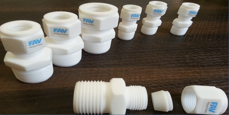 Ptfe fittings tube buy them now