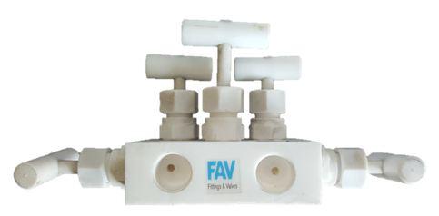 PTFE Manifold Valves FAV