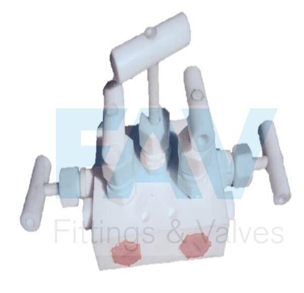 Fav ptfe compression fittings