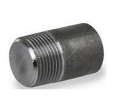 Pipe Fitting Roung Plug