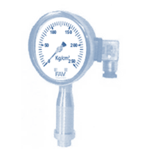 Pressure Gauge All SS With Transmitter