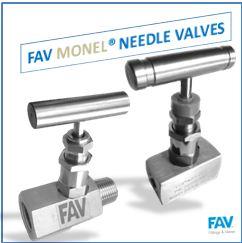 Monel Needle Valve