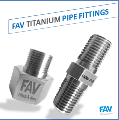 Titanium Pipe Fiting