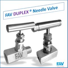 Duplex Needle Valves