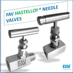 Hastelloy Needle Valve