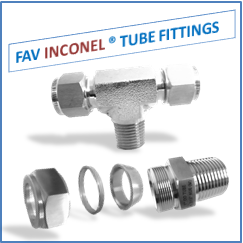 inconel tube fitting