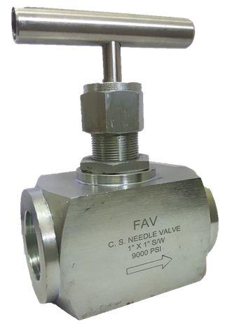 Carbon Steel Needle Valve, Socket Weld