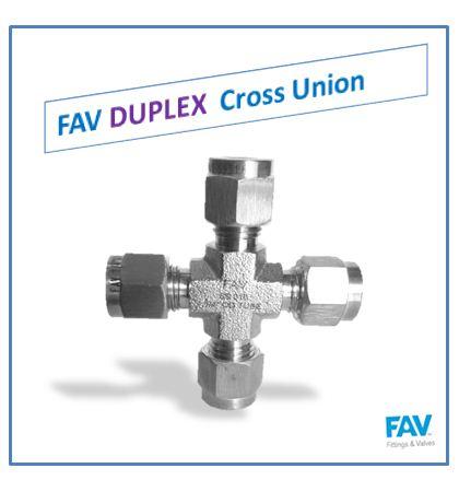 Duplex Cross Union