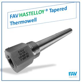 Hastelloy Tapered Thermowell