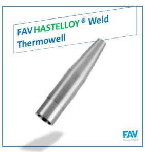 Hastelloy Weld Thermowell