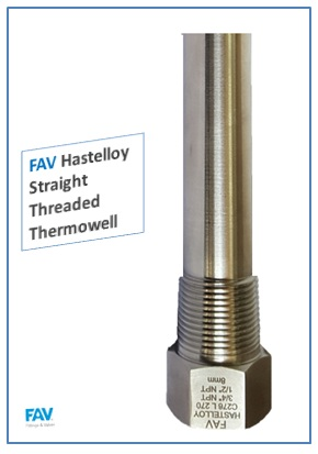 Hastelloy Thermowell