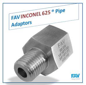 Inconel 625 Adaptors