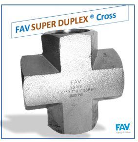 Super Duplex Cross