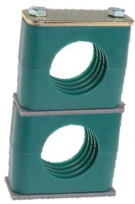 Three Level Light Series Single Hole clamps
