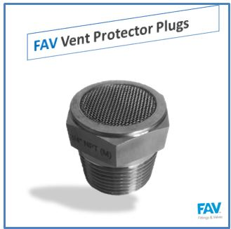 Vent Protector Plugs