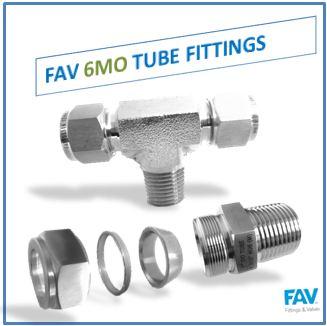 6 mo Tube Fittings