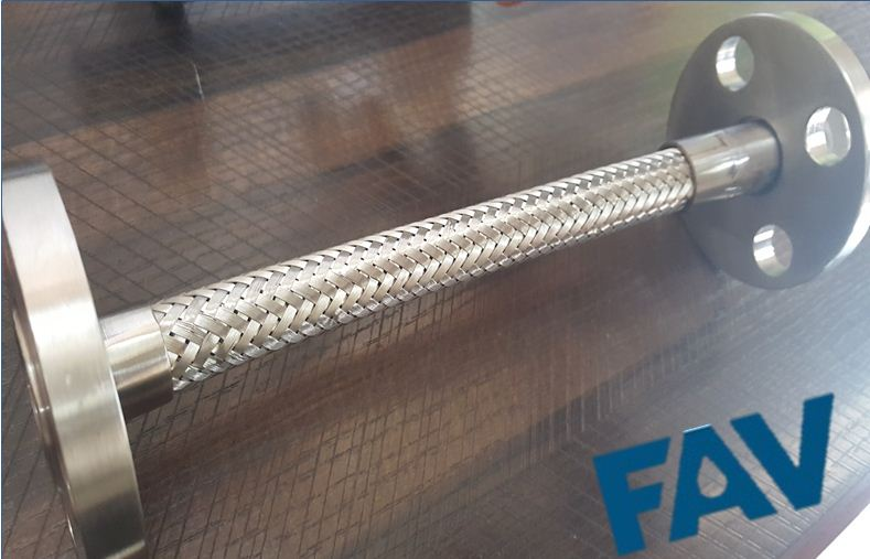 S.S. Wire Braided Flexible Hose