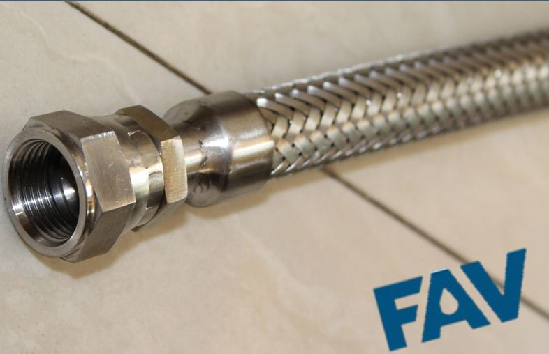SS Wire Braided Hoses